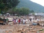 APTOPIX Indonesia Flash Floods